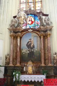 Minoritenkirche - Antoniuskapelle