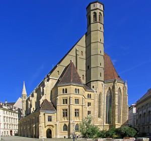 Minoritenkirchefront